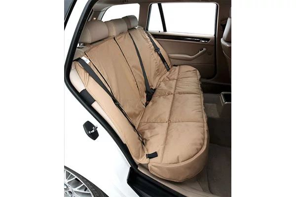 Canine Covers Custom Canvas Seat Covers Best Price on