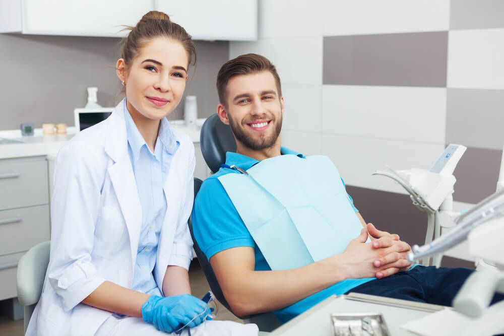 Do you want to meet a medical partner? Dental hygienist