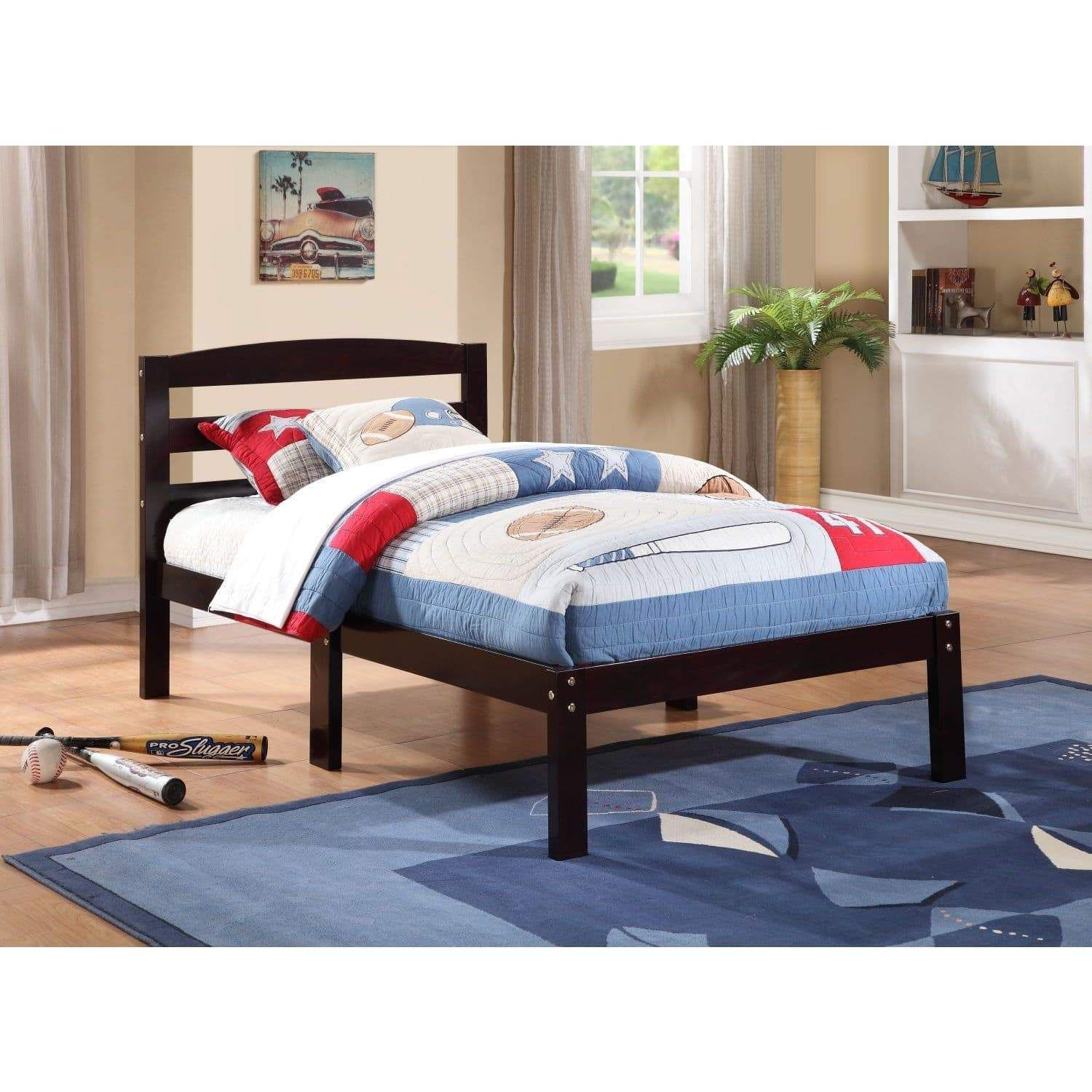 Williams Home Furnishing Twin Youth Bed Home Furnishings