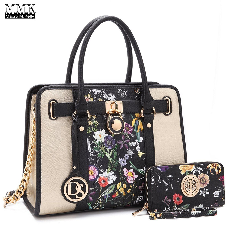 f56d82475d3 MMK collection Fashion Women Purses and Handbags Ladies Designer Satchel  Handbag Tote Bag Shoulder Bags with coin purse
