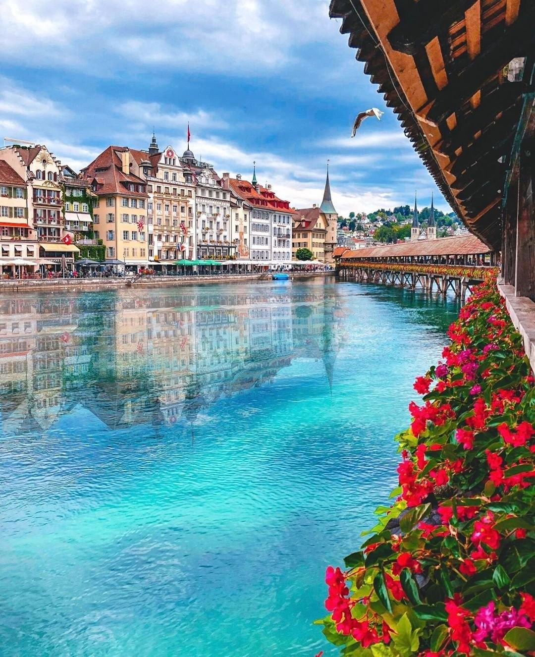 Travel Leisure On Instagram Lucerne Is One Of The Best