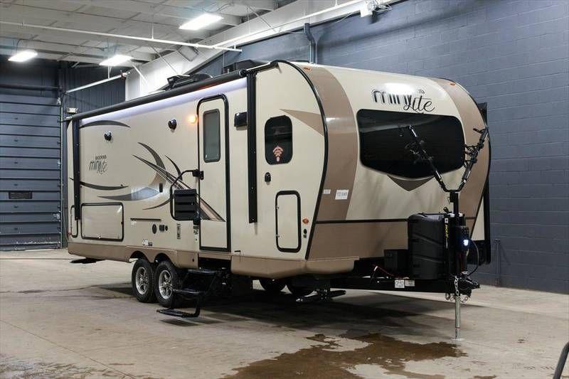 2018 Forest River Rockwood Mini Lite 2506s For Sale Grand Rapids