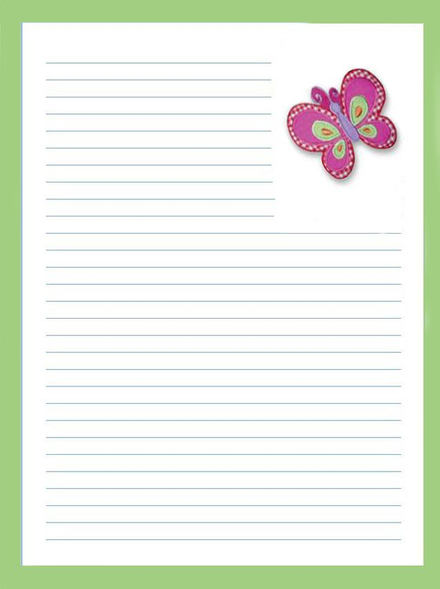 PAPEL DE CARTA | Papel cartas, Noticas. | Pinterest | Briefpapier ...