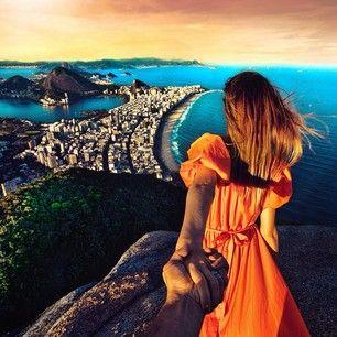 Follow Me • Rio de Janeiro, Brazil