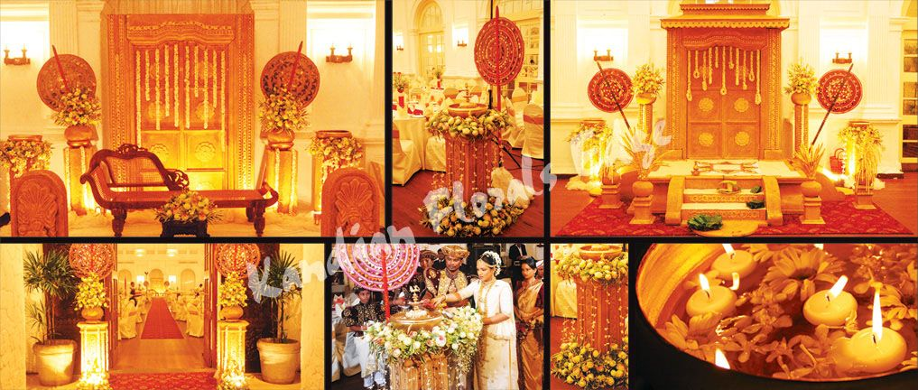 Sri Lanka Wedding Decoration