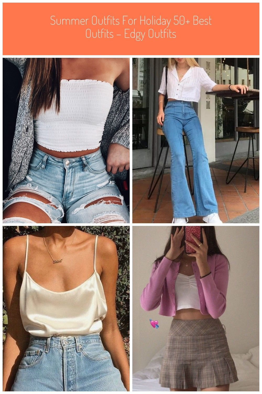 Photo of Summer outfits for the holidays 50+ best outfitsThe best 40 vintage summer outfits …