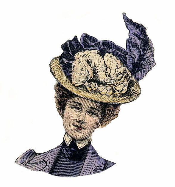 Chapeau 1899