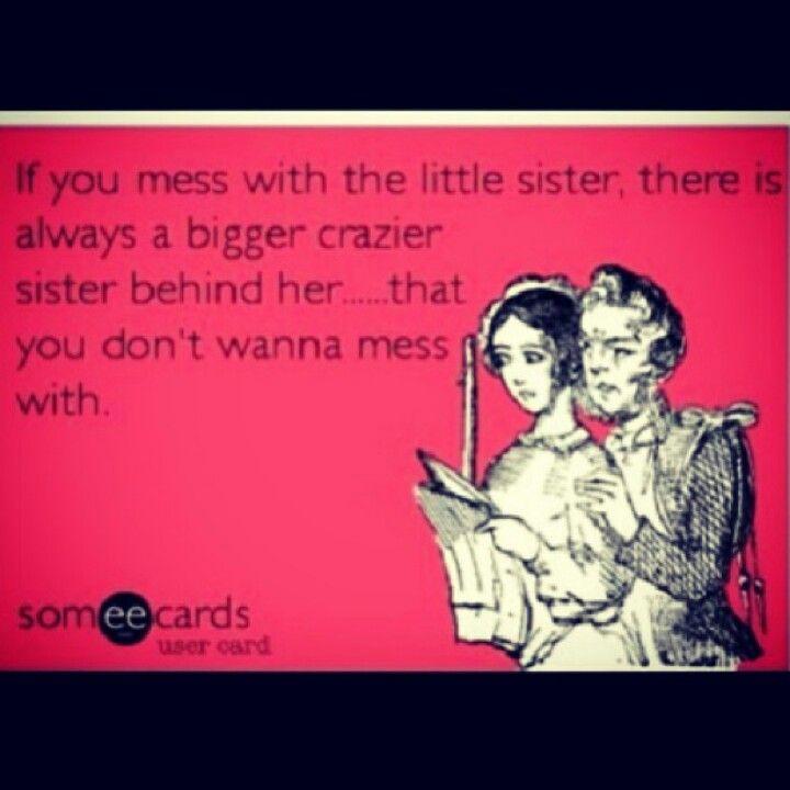 True DAT! Big sisters >>>>>>>