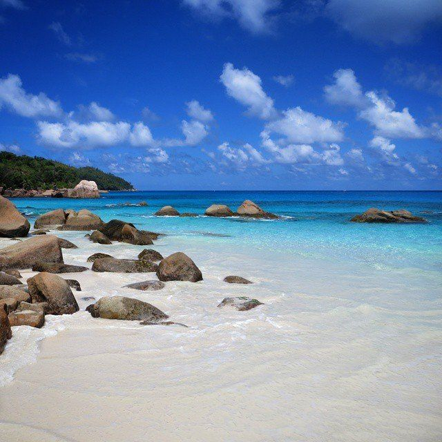 Seychelles Island Beaches: Beaches In The World, Seychelles Islands, Beach