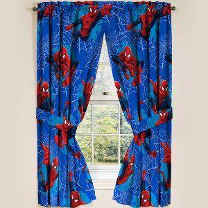 spiderman crafts for room decor   home kitchen home decor kids room decor window treatments
