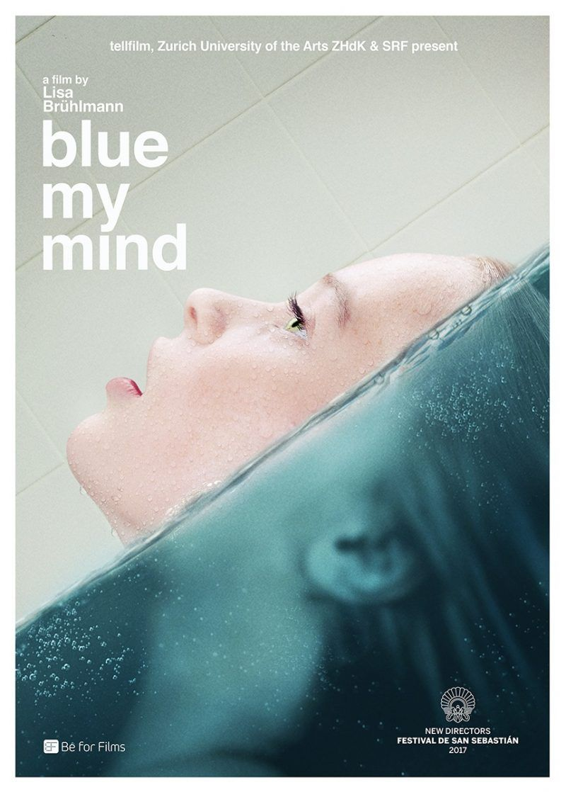 Mermaid Body Horror Blue My Mind Gets Us Release Date And New Trailer Nightmare On Film Street 映画 ポスター 人魚 ポスター