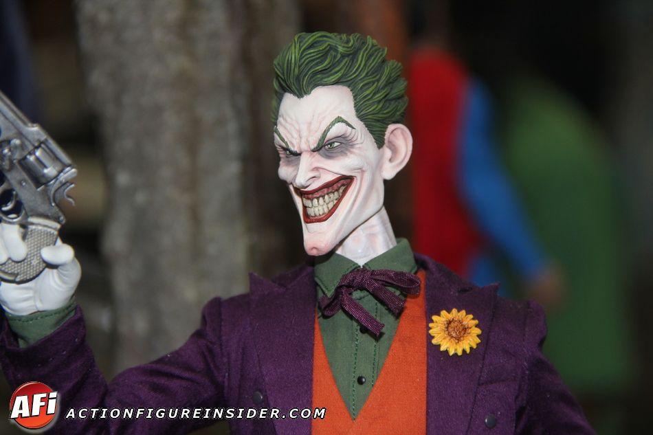 Action Figure Insider Galleries: 1/6 scale Joker