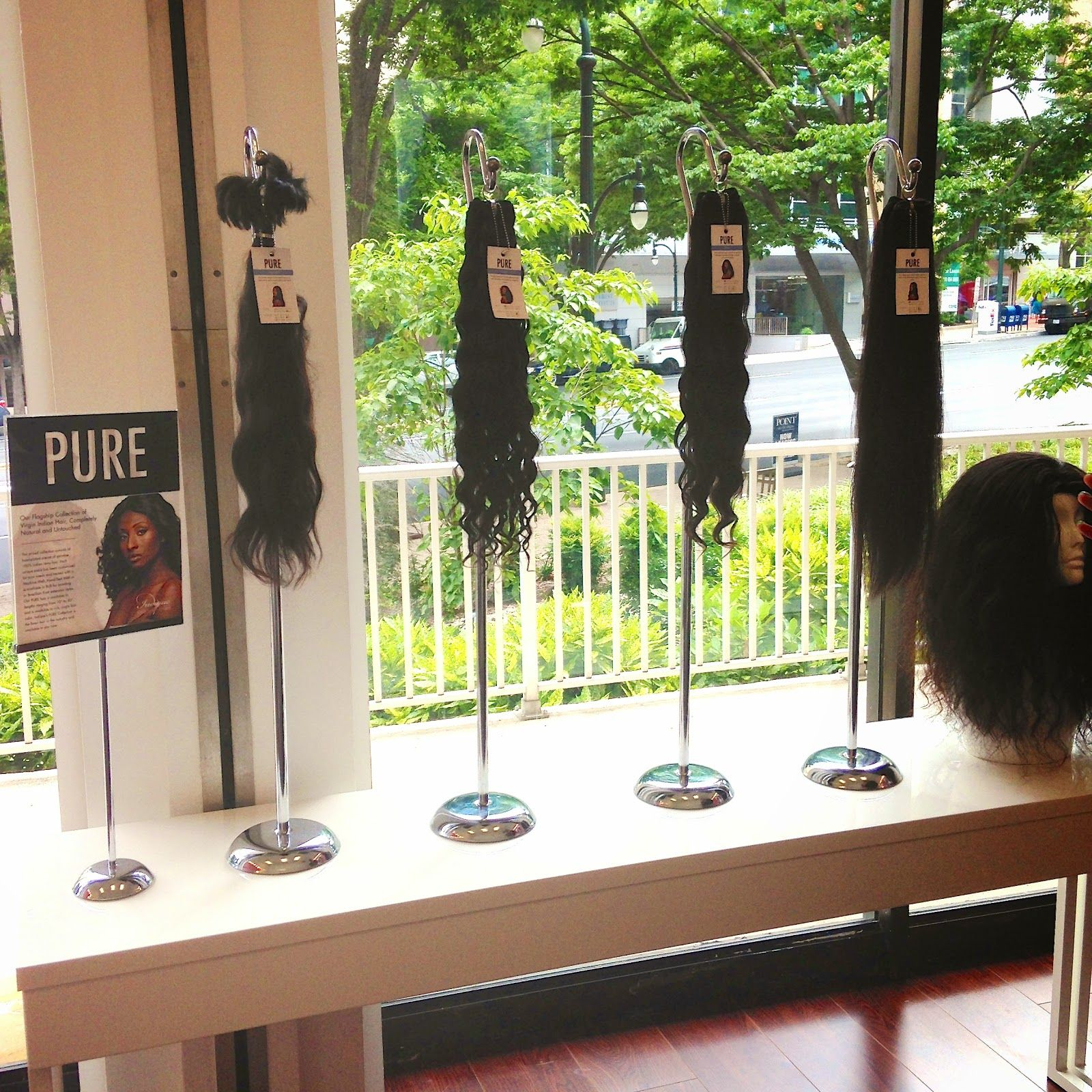 Review Indique Hair Boutique Silver Spring MD Pure
