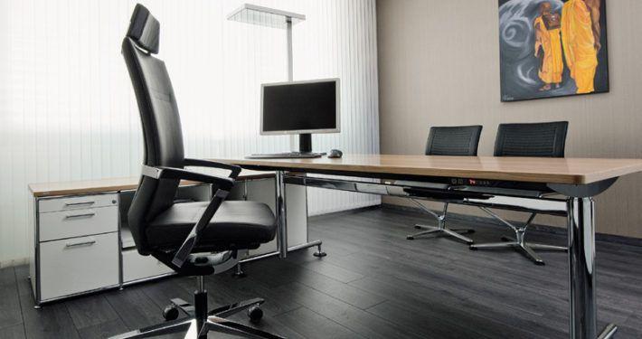 Büromöbel Bosse-Chefbüro-Modul-Space-Management #Chefbüro ...