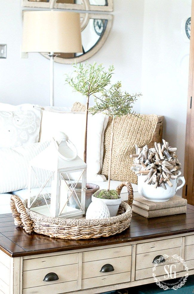 What S New In Farmhouse Home Decor The Summer Edition Med Billeder