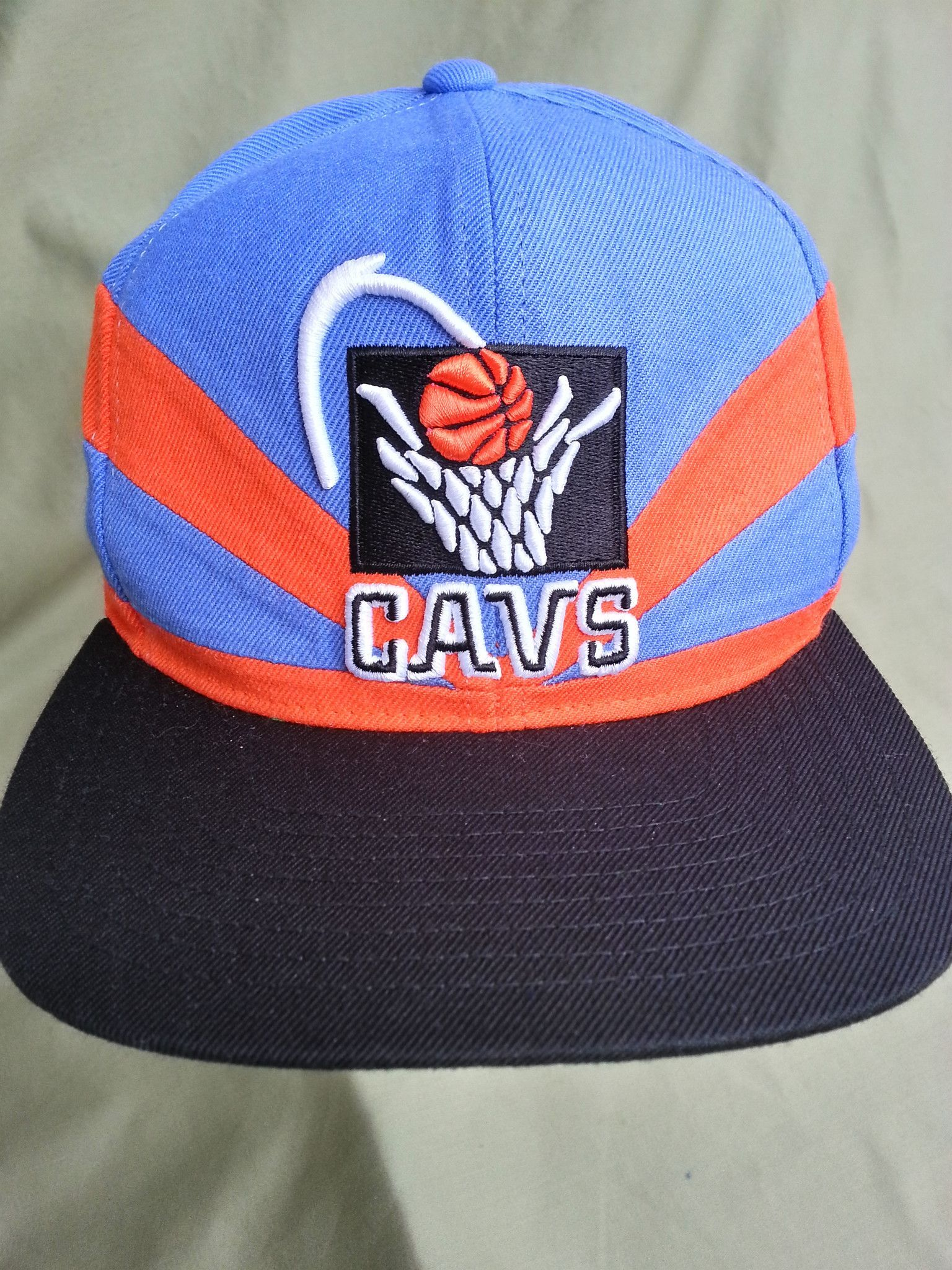 56043435187 Cleveland Cavaliers Snapback Hat by Mitchell   Ness