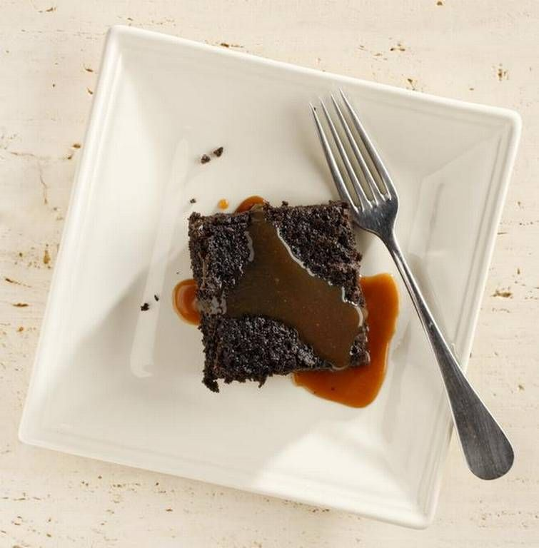Chocolate Shiner Bock Cake from Dean Fearing