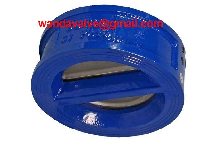 Specification Details Design Std:EN 12334 Size:DN40--DN400