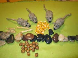 Der bilderbuchklassiker von leo lionni ist bei den kindern for Herbstbasteln in der kita