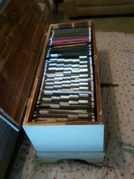 Diy Filing Cabinet Bench Would Be Great To Hold All Of My Centers Things Filing Cabinet Home Diy Home