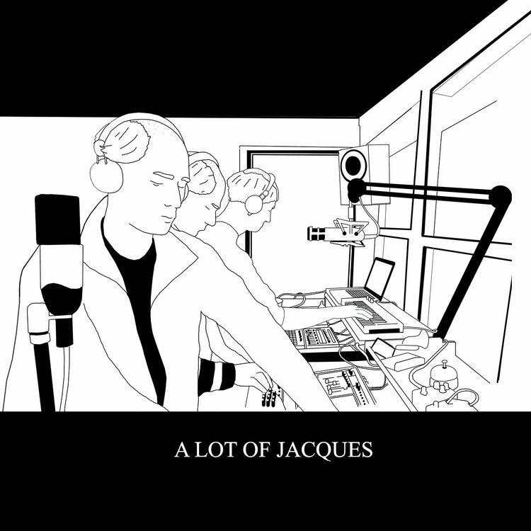 A LOT OF JACQUES, 2017 - jacques, album - gautierberthoumieux   Gautier Berthoumieux  https://www.instagram.com/gautierberthoumieux/?hl=fr