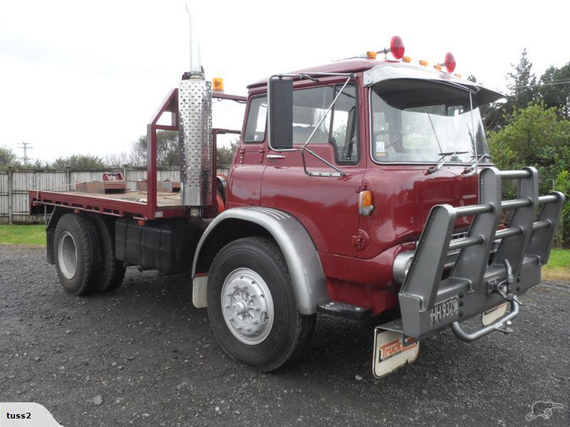 1974 KM Bedford Trade Me Bedford truck, Big rig trucks
