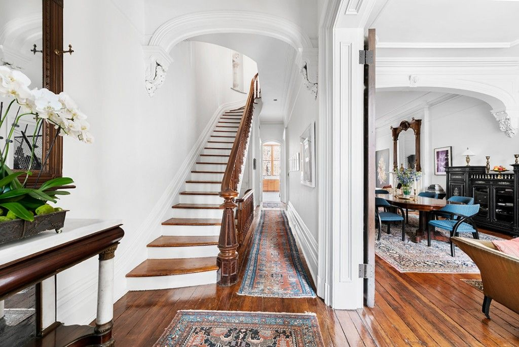 A circa1850 brooklyn townhouse brimming with character