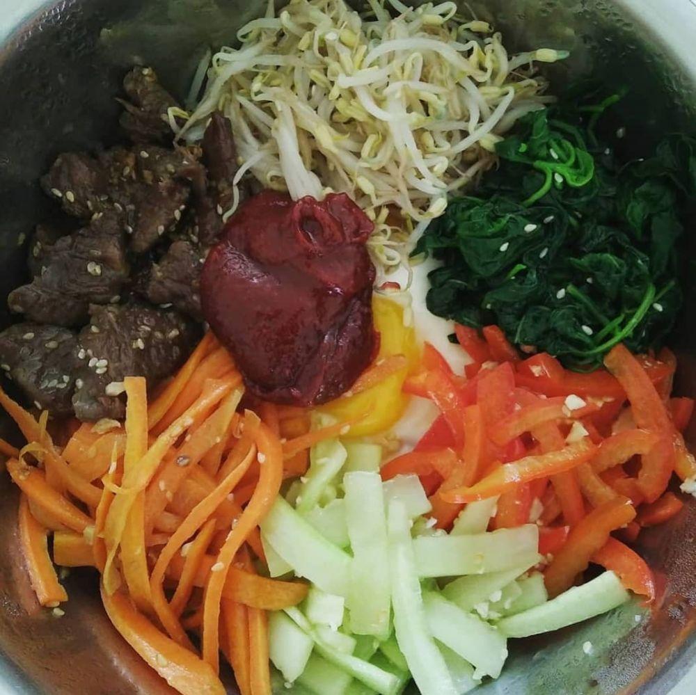 Resep Makanan Korea C 2020 Brilio Net Resep Masakan Korea Resep Makanan Korea Resep Masakan