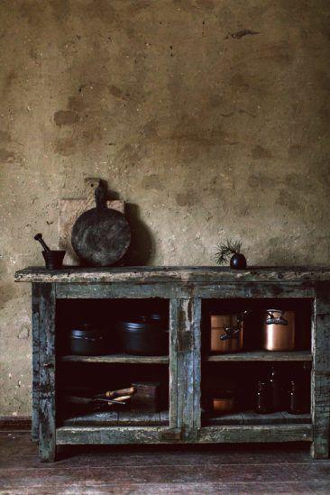 Les inspirations en décoration un décor rustique wabi sabi