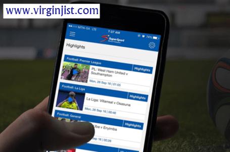 Download Super Sport App