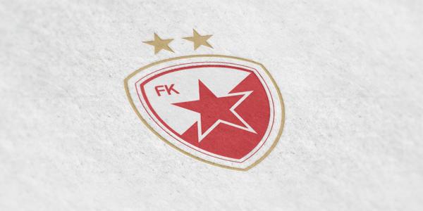 Fk Crvena Zvezda Rebranding By Milan Vučković Via Behance