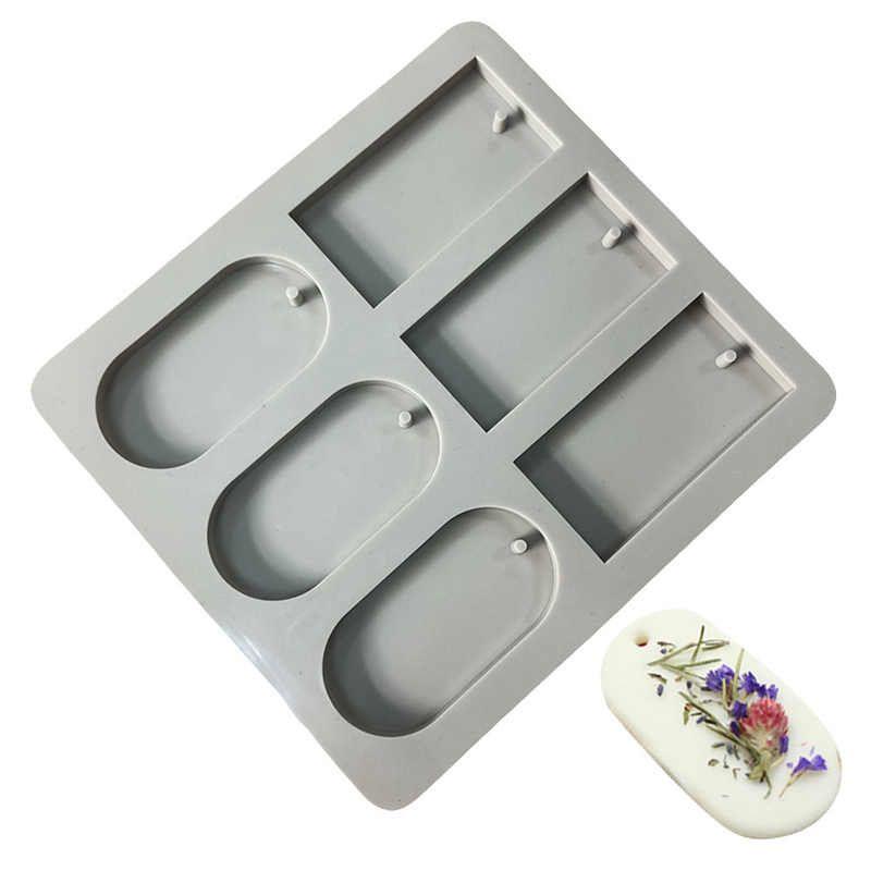 Molde De jabón soap Making Tools Moldes de Silicona Molde De Vela hágalo usted mismo Artesanía Hecho a mano de ovejas