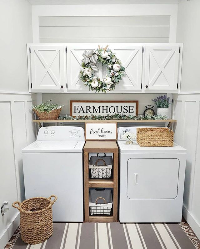 a quick and easy linen closet refresh laundry room wall on effectively laundry room decoration ideas easy ideas to inspire you id=98823