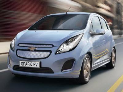 Chevrolet Spark Ev Headed For Europe