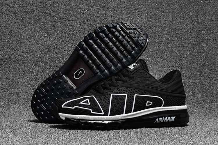 nike air max stile grande aria progettare scarpe bianco nero per le donne e gli uomini