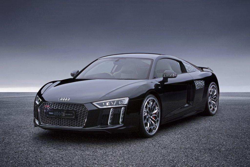 Audi Japan Builds Special Edition Final Fantasy Audi R8 Final Fantasy Audi Super Cars