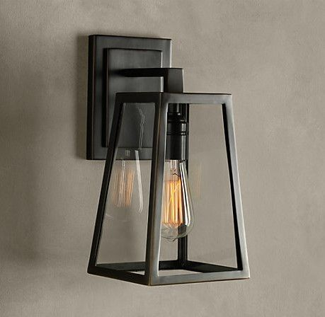 Filament sconce traditional wall sconces by restoration filament sconce traditional wall sconces by restoration hardware outdoor light aloadofball Images