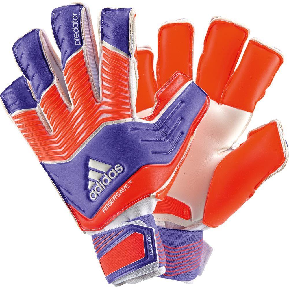 Adidas predator zones fingersave allround goalkeeper glove