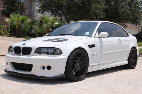 Bmw E46 M3 With 19 Inch Forgestar F14 With Images Bmw