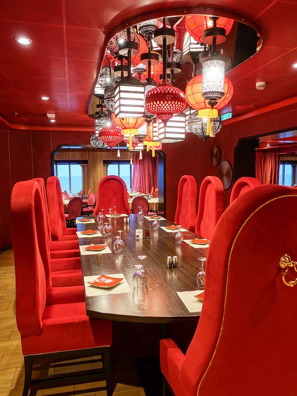 Wonderland Restaurant  Anthem Of The Seas Royal Caribbean Http Classy Explorer Of The Seas Dining Room Design Decoration