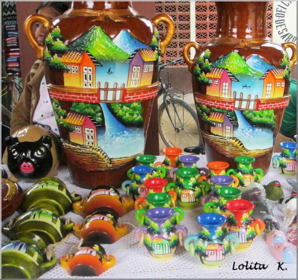 Artesanías De Rabinal Baja Verapaz Foto Por Lolita Kato L Sólo Lo