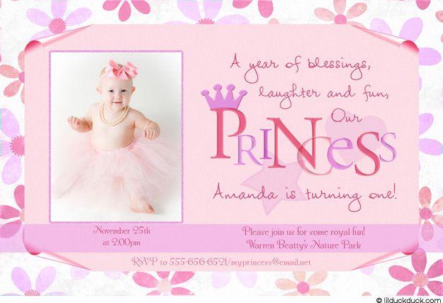 Invite Princess Birthday Invitations Princess Birthday Party Invitations Surprise Birthday Invitations