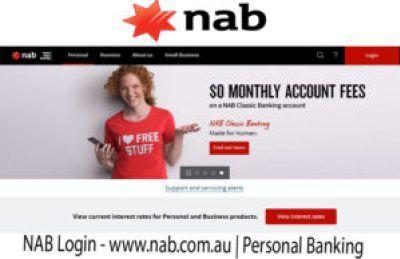 Nab Login Www Nab Com Au Nab Internet Banking Tecteem Banking Online Trading Login