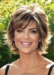 Cute Short Hair Styles Middle Aged Women Of The Month Short Hair Styles Haircuts For Fine Hair Bob Haircut For Fine Hair