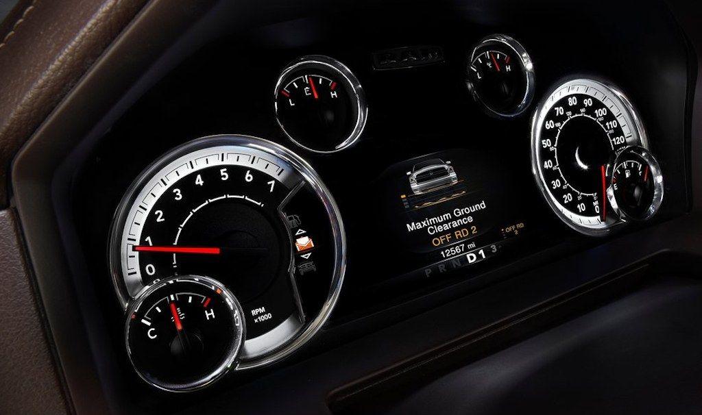 1500gaugecluster.jpg (1024×606) Dodge ram 1500, Dodge