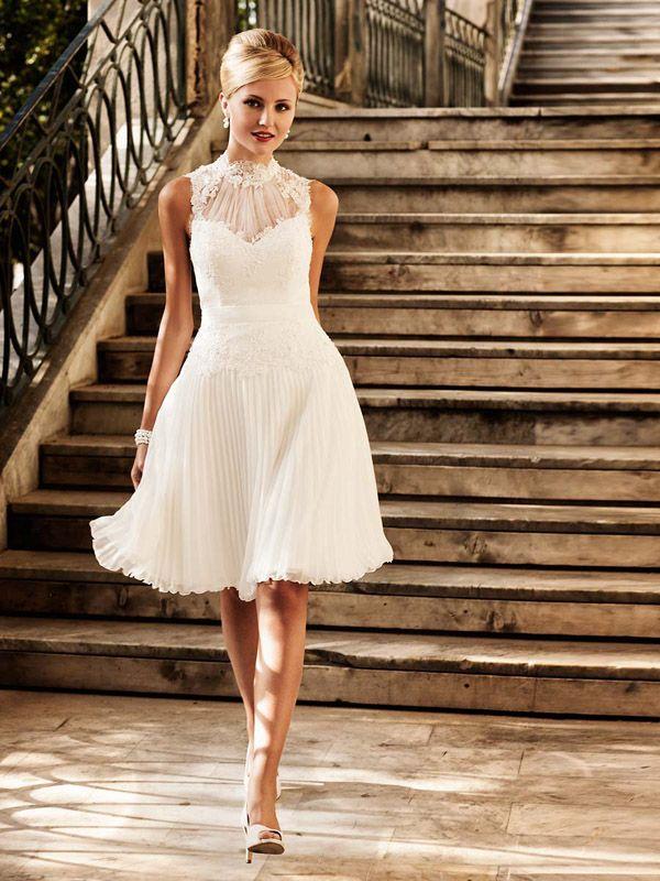 Braut Outfits für reife Bräute