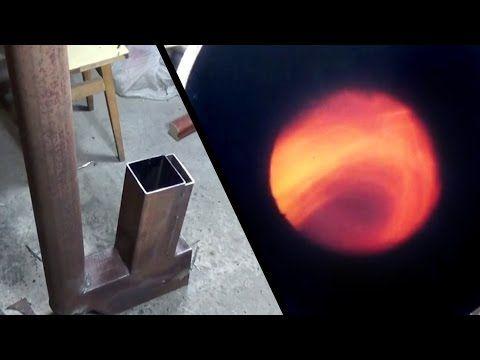 3次燃焼サイクロンロケットストーブ Tertiary Combustion Vortex Rocket Stove Youtube Rocket Stoves Off Grid Living Water Storage