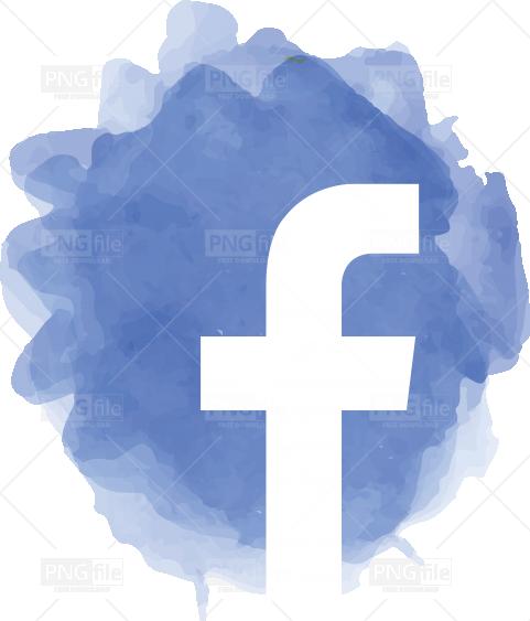Instagram Watercolor Social Media Logo Png Photo 1037 Pngfile Net Free Png Images Download Social Media Icons Social Media Icons Free Social Media Logos