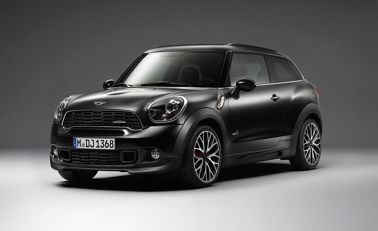 2018 mini paceman specs release date and price the actual intensive the entrance side plus the sport