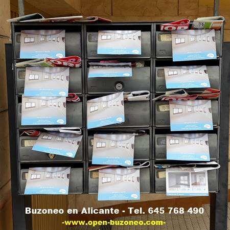 Buzoneo En Alicante Campanas De Publicidad